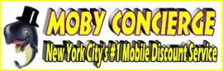 MOBY CONCIERGE - NYC  Shopping Discounts